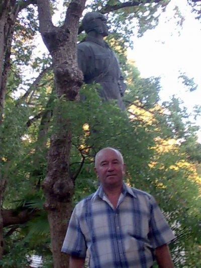 Поминальная фотография И.Ткаченко. г.Кубинка. август,2009г.