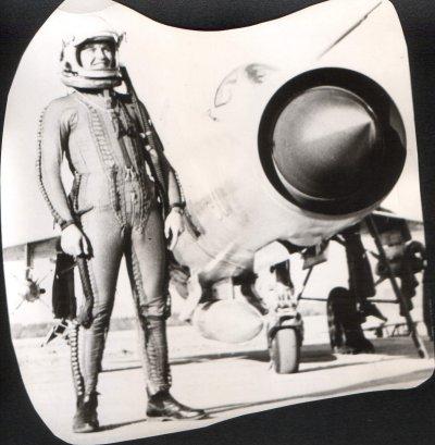 100-й перехват.1968г.     PolVM