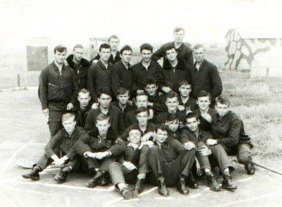 1988г. 3аэ полный курсантский состав