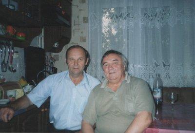 В.Щербак и В.Полняков г.КИЕВ (2006 г.)