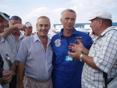 Герой России Павел Власов и Макаров Александр