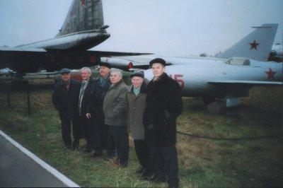 2005г.МОНИНО В.Полняков Г.Бубулич Г.Мамалыга В.Козлов П.Красников и В.Карелин