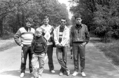 Кришевич, Иевлев с сыном, Сундуков, Волчков