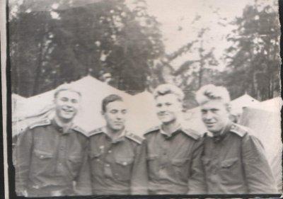 1963г.В.Ребров В.Полняков В.Моджук В.Смирнов