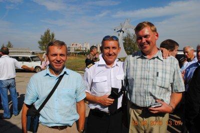 Шикалёв, Шачнев, Ващинкин