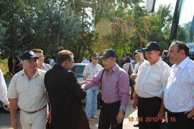 на переднем плане - Кострыкин, Сытник, Кудлай, Сундуков, Рыбаков, Пономарев