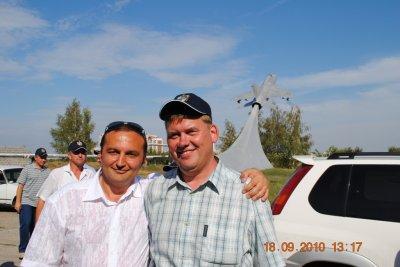 Виталик Пономарев и Серега Ващик