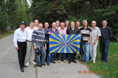 4 аэ в/ч 42072 п/п-ка Шеховцова В.И. образца 2010 г.