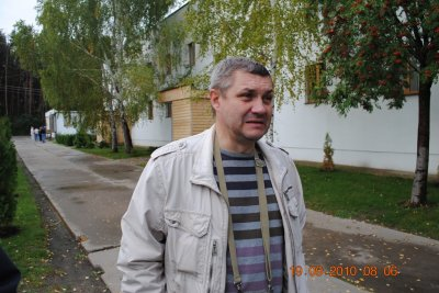 "Н. Третяк: ""Вчера пил с русскими..."""