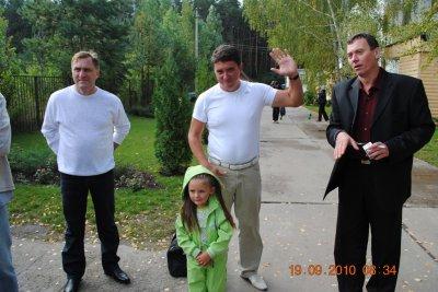 Славик шлет сибирский привет