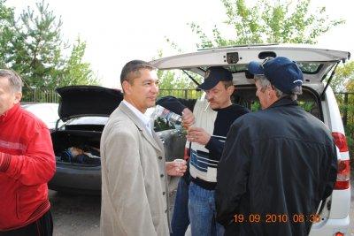 Серега Никифоров, Игорь Нарутис и Вадик Игуменцев - не пьянки ради...
