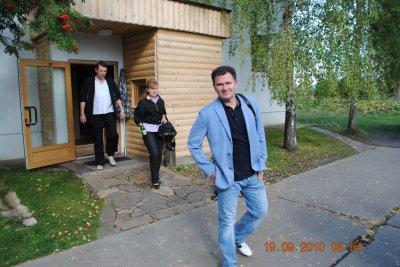 """""""А я  в Россию домой хочу..."""" - Андрюха Силаев вышел попрощаться"""