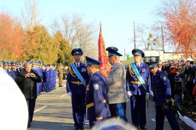 Командующий ВС Украины объявляет о вручении бригаде Боевого знамени