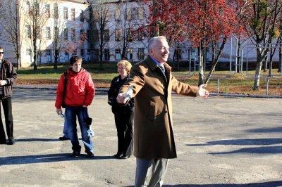 Владимир Ильич Торубаров - НачПО училища в конце 80-х - начале 90-х