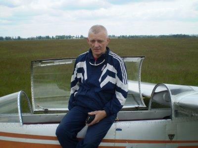 Планер Бланик,Л 13 Бурдин В.В.-1973г.в.