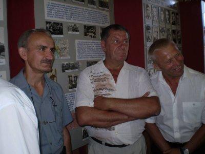 Коновалов,Шестаков,Капустин.