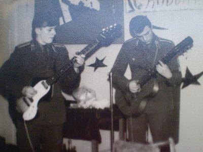 Бурдин,Шейкин,Новый 1972 год.