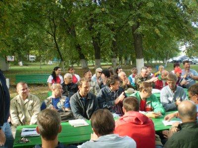 53-й чемпионат Украины по самолётному спорту,аэр.Бузовая,г.Киев 14.09.2010г.
