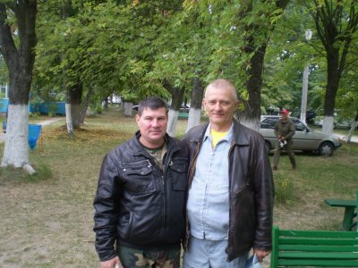 А заканчивали службу на Су-24,теперь соревнуемся.53-й чемпионат Украины по самолётному спорту,аэр.Бузовая,г.Киев 17.09.2010г.