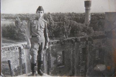 ХВВАУЛ Рогань 1968 год