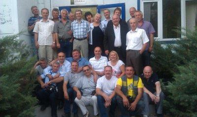 Встреча выпускников 1984 года в Харькове 13-14 сентября 2014 г.