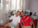 Сержант В.Юрченко и мл. сержант В.Брагинец. 20 лет спустя.