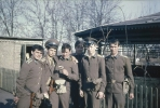 Крайний курсантский караул, Чугуев, сентябрь 1985 года