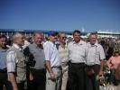 Сидоренко, Чайка, Омельченко, испытатель ГСС Диорд